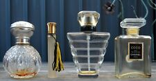 Four Little Collectable Perfume Bottles