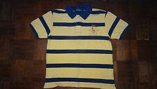 Polo t shirt Jaune et bleu manches courtes POLO by Ralph lauren   taille 6