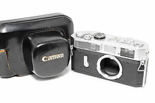 Canon 7 35mm Rangefinder Film Camera Leica Screw M39 Japan #49