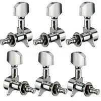 3R+3L Set Electric Guitar Tuning Pegs Keys Machine Heads Tuners For Gibson