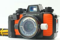 【Exc+++++】 Nikon Nikonos V Underwater Film Camera & Nikkor 35mm f/2.5 Lens JAPAN