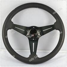 """14"""" MOMO PU Steering Wheel MOMO Sport Steering Wheel Racing Car Steering Wheel"""