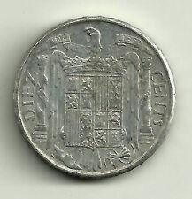 ESTADO ESPAÑOL 10 CÉNTIMOS DE 1953 (ALUMINIO)