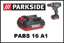 Bateria taladro Parkside 16v Li Battery Drill Screwdriver PABS 16 A1