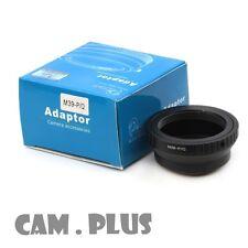 Camera Adapter Focusing Infinity For Leica M39 Lens To Pentax Q PQ Q-S1 Q10 Q7