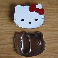 Hello Kitty cartoon belt buckle