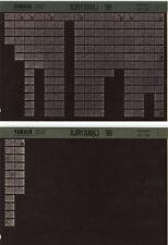 YAMAHA XJR 1300 _ Service Manual _ Microfich _ microfilm _ 1998