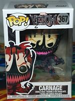 Marvel Venom Carnage #367 Pop Bobble-Head Figure Funko Aus Seller