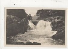 The Torrent Skelwith Force & Langdale Pikes RP Postcard 630a