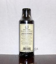 Khadi Natural Amla & Bhringraj Herbal Shampoo 210ml