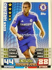 Match ATTAX 2014/15 Premier League - #062 Eden Hazard Chelsea