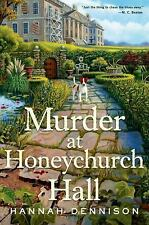 Murder at Honeychurch Hall: A Mystery-ExLibrary
