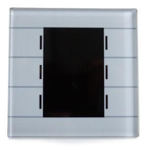 MDT® KNX / EIB Glastaster II Smart 6 fach weiß > BE-GT20W.01