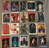 HUGE 20 Card Basketball Lot Prizm, Silver, Mosaic, Optic Base Rookies Stars RC