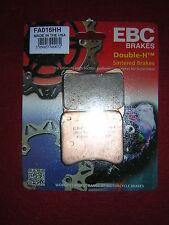 Lockheed cp2696 2 Kolben Bremssattel EBC fa016hh Bremsbeläge x 1. NEU (BA,