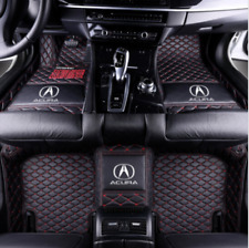 Fit For ACURA MDX ZDX RL TLX 2006-2021 Waterproof Non-slip Car floor mats
