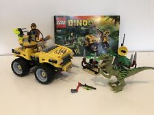 LEGO Dinosaurs Raptor Chase (5884) 100% Complete