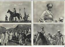 FOTOCARTOLINA FASCISMO MILITARIA ETIOPIA ERITREA SOMALIA PIRZIO BIROLI GENERALE