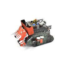 ORKS Converted Battlewagon tank leman russ #1 METAL Warhammer 40K