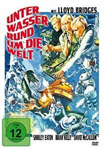 Unter Wasser rund um die Welt DVD Lloyd Bridges - Shirley Eaton