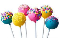 20 pcs Pop Sucker Sticks Chocolate Cake Lollipop Lolly Candy Making Mould