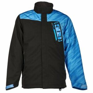 509™ Range Insulated Men's Blue Winter Snowmobile Jacket F03000500-XXX-201
