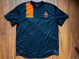 NETHERLANDS FOOTBALL SHIRT 2012-2013 ORIGINAL JERSEY SIZE XL