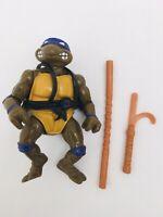 Donatello TMNT Teenage Mutant Ninja Turtles 1988 Original Vintage toy figure