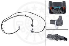 OPTIMAL ABS-Sensor AUDI A4 (8E2, B6), A4 (8EC, B7), A4 Avant (8E5, B6), 06-S292