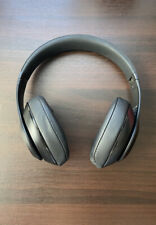 Black/Black Beats Studio 2 wired Pre-Owned