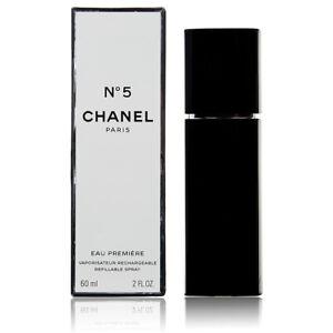 Profumo Donna Chanel n°5 Paris Eau Premiere EDP Fragranza Ricaricabile 60 ml
