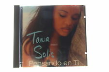 Tania Solis Pensando en Ti CD 1996 Meadowlands Records