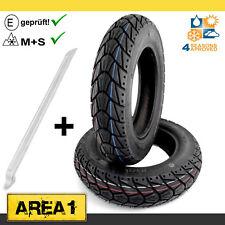 Allwetter Reifen Set Kenda K415 Aprilia Amico 50 Sport 92-93 (100/90-10)