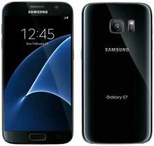 Samsung Galaxy S7 - 32GB - Negro - GSM desbloqueado; Telcel / Movistar / AT&T