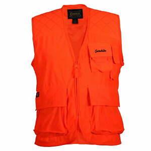 Gamehide Blaze Orange Big Game Sneaker Vest