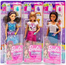 Mattel Barbie Patrón Babysitters Novia con Accesorio Muñecas a Elegir Nuevo