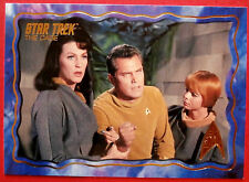 "STAR TREK TOS 50th Anniversary - ""THE CAGE"" - GOLD FOIL Chase Card #51"