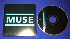 RARE Muse Muscle Museum/Uno PROMO CD 1999 Maverick