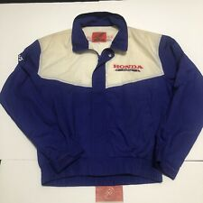 Vintage Honda Motorsports Staff Jacket Rare JDM Used Coat Motorcycle Cars Racing