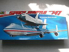 Revell H-177 Space Shuttle and 747 1:144 neu und versiegelt Kombiversand möglich