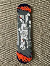 "Madrid Longboard 37.25""X8.75"" Snowboard Shape Made In USA Freeride Bomber"