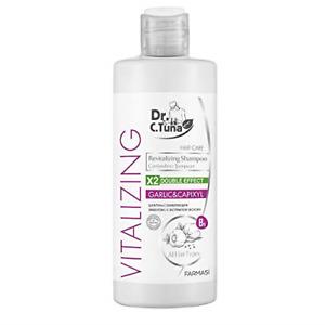 Farmasi Vitalizing Revitalizing Shampoo/Garlic&Capixyl, 7.5 fl.oz.