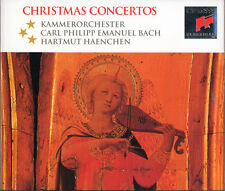 Christmas Concertos German and Italian Christmas Music; Kammerorchester CPE Bach