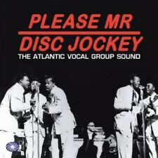 ** VAR ART  PLEASE MR DISC JOCKEY  THE ATLANTIC VOCAL SOUND  3CD  CLASSICS!!