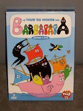 LE TOUR DU MONDE DES BARBAPAPA - COFFRET 3 DVD - DVD en Tbé