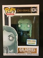 Funko Pop Lord of Rings Box Barnes Noble Exclusive Tempted Galadriel #634