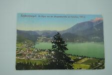 AKN217: St. Gilgen von der Margarethenhöhe gelaufen um 1914