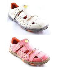 Sandaletten aus Echtleder für Damen