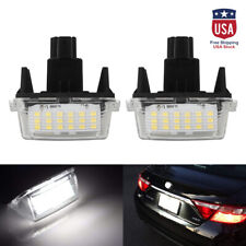 LED License Plate Light Assy For Toyota Camry YARIS VIOS Avensis