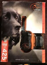 SPORTDOG SD-425 FIELDTRAINER DOG SHOCK COLLAR 500 YARDS NEW